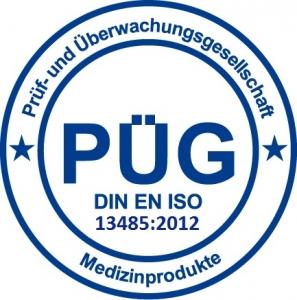 Überwachungszeichen 13485-2012